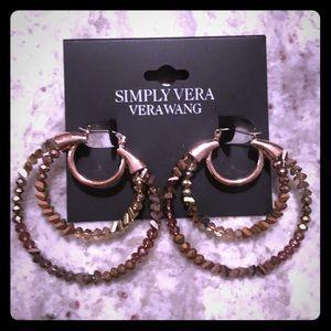 🆕 SIMPLY VERA Vera Wang Earrings